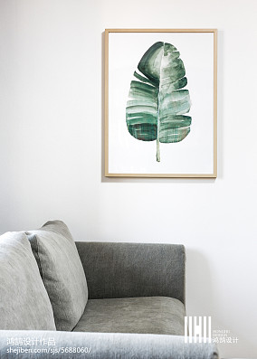 温馨64平日式复式休闲区装修美图复式日式家装装修案例效果图