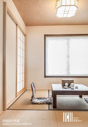 精选日式复式书房欣赏图片大全复式日式家装装修案例效果图