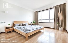 浪漫82平日式复式卧室装修装饰图卧室日式设计图片赏析