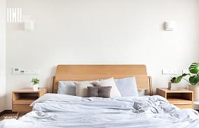 热门日式复式卧室实景图片大全复式日式家装装修案例效果图
