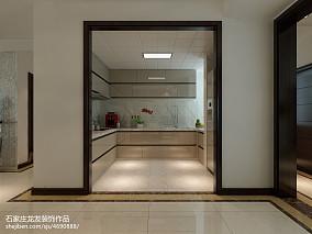 现代装饰四室两厅风格设计图片