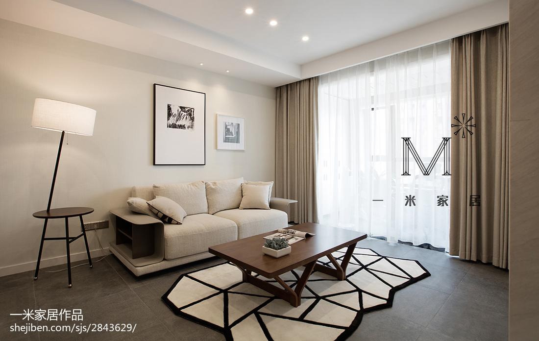 现代风格家居客厅设计案例客厅现代简约客厅设计图片赏析