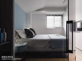 精选简约二居卧室装修图片
