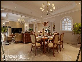 现代别墅室内装潢图片大全