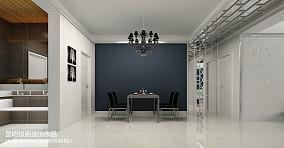 精选面积98平欧式三居装修实景图片欣赏