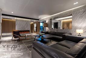 精美大小107平简约三居客厅装修实景图片大全