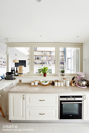 精美面积120平复式厨房日式效果图片复式日式家装装修案例效果图