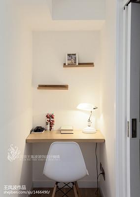 面积136平复式卧室日式效果图片复式日式家装装修案例效果图