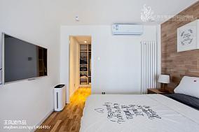 2018复式卧室日式装修欣赏图片大全复式日式家装装修案例效果图