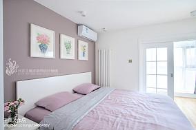 平米日式复式卧室装饰图片大全复式日式家装装修案例效果图