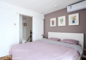 热门122平米日式复式卧室装修设计效果图片大全复式日式家装装修案例效果图