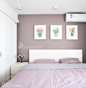 热门复式卧室日式实景图片复式日式家装装修案例效果图