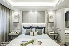热门卧室欧式装修实景图片样板间欧式豪华家装装修案例效果图