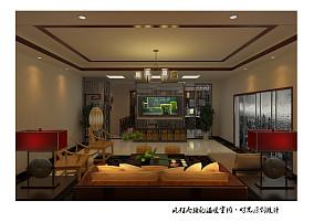 新古典客厅房屋装修