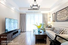 温馨混搭风格客厅效果图欣赏