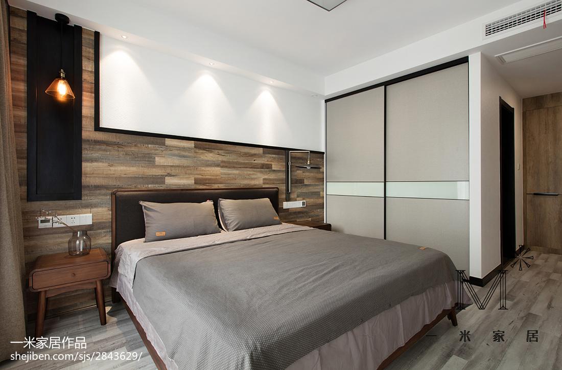 现代简约风格卧室设计图卧室现代简约卧室设计图片赏析