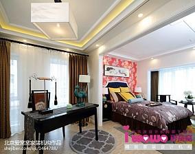精选面积102平新古典三居卧室装修设计效果图片欣赏