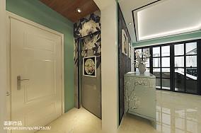 现代简约风格双人床儿童房