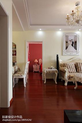 豪华欧式客厅水晶吊灯图片