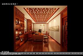 家庭酒室酒架图片