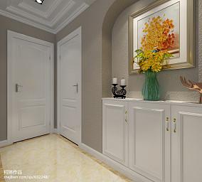 新古典风格四居室设计图
