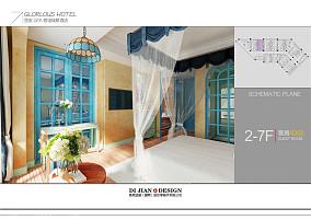 个性简易客厅背景墙