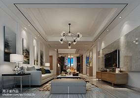 热门139平米复式装饰图片欣赏