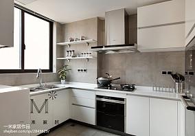 简约现代风格厨房设计案例