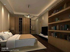 精美简约小户型卧室欣赏图片大全