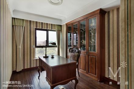 华丽82平欧式二居实景图二居欧式豪华家装装修案例效果图