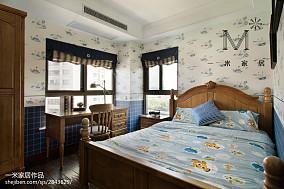 精美二居儿童房欧式欣赏图片二居欧式豪华家装装修案例效果图