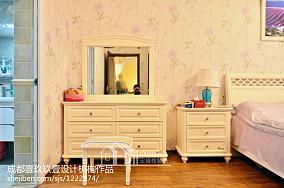 明亮69平混搭二居卧室装修图卧室1图潮流混搭设计图片赏析