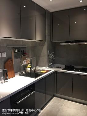 宜家厨房设计装饰效果图片欣赏