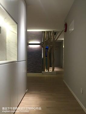实用两室两厅客厅餐厅图片