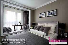 70平米现代小户型卧室实景图片大全