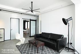 精美面积96平三居客厅效果图
