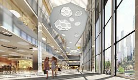 饭店建筑平面图