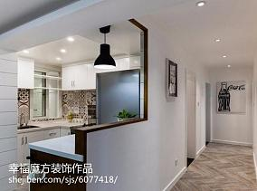 中式小户型的长客厅图片
