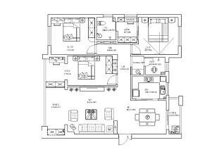 实用小次卧室效果图