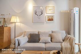 精选103平米三居客厅宜家效果图片大全