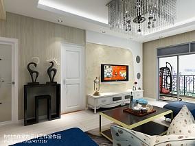 简约风格两居室设计