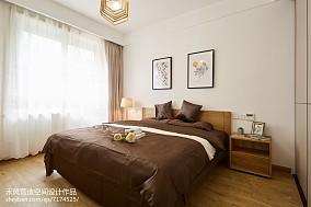 精选日式三居卧室设计效果图卧室日式设计图片赏析