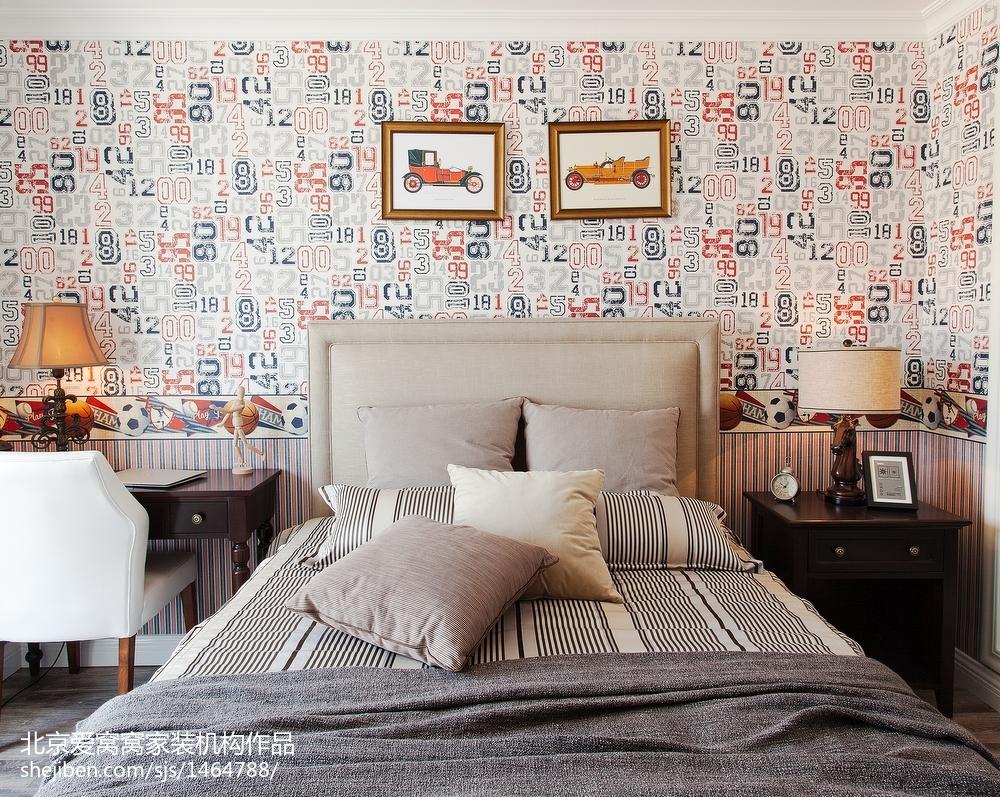 精选100平米三居卧室欧式装修效果图片大全卧室欧式豪华卧室设计图片赏析