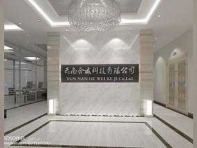 欧美发廊装修图片