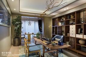 精选112平米中式别墅休闲区装修设计效果图片欣赏功能区设计图片赏析