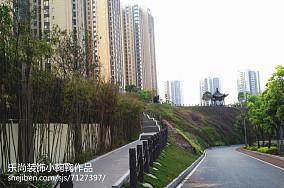 热门71平米二居美式装修设计效果图片欣赏