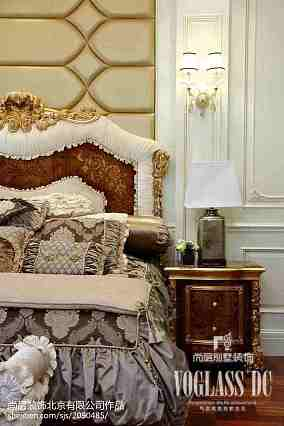 热门130平米新古典别墅卧室装修设计效果图家装装修案例效果图