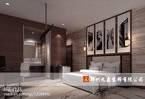 中式风格幼儿园环境布置图片