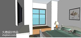 精致小面积主卧室图片