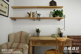 家装混搭风格书架设计